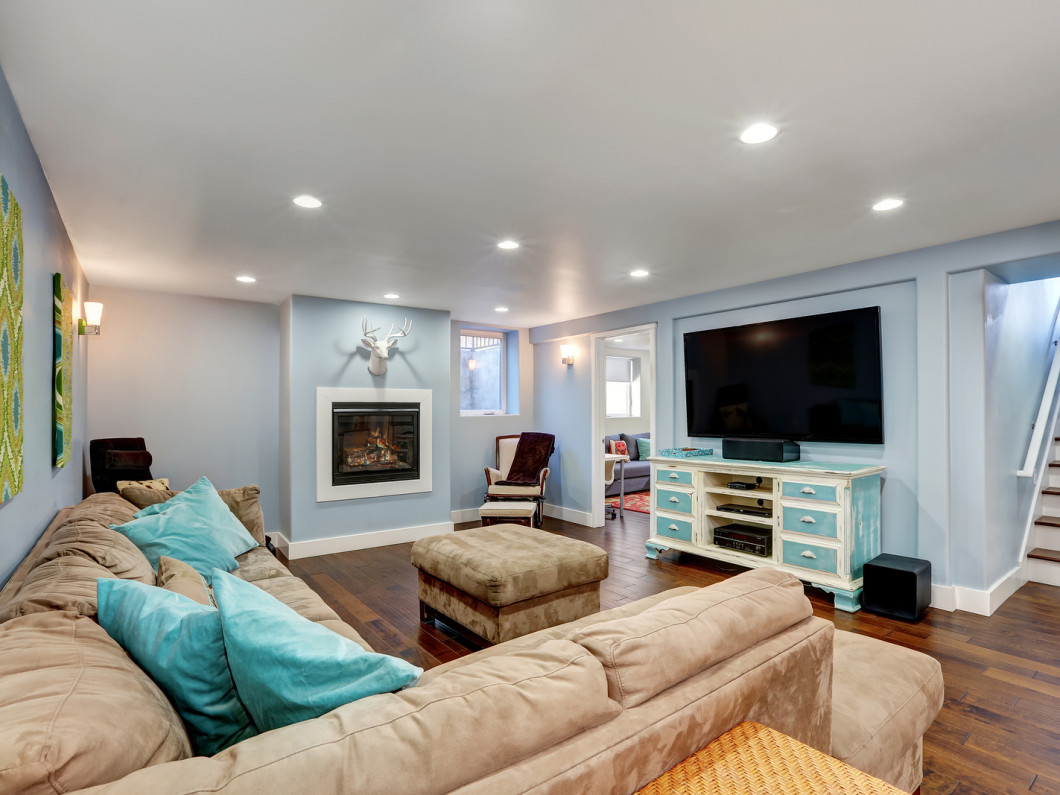 5 reasons to choose us for a basement remodel